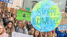 "Demonstration ""Fridays for Future"" in Passau"
